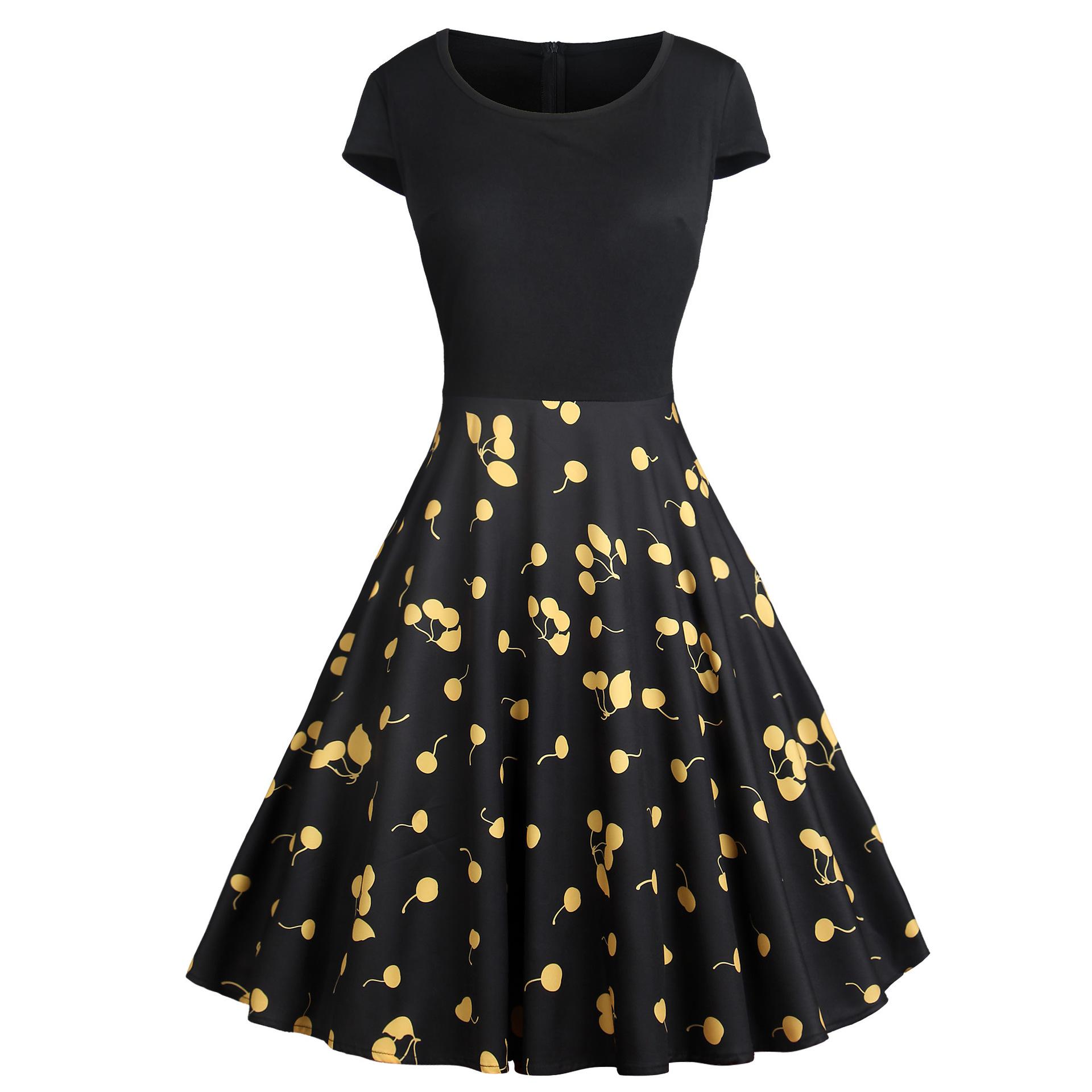 Women Retro Dress