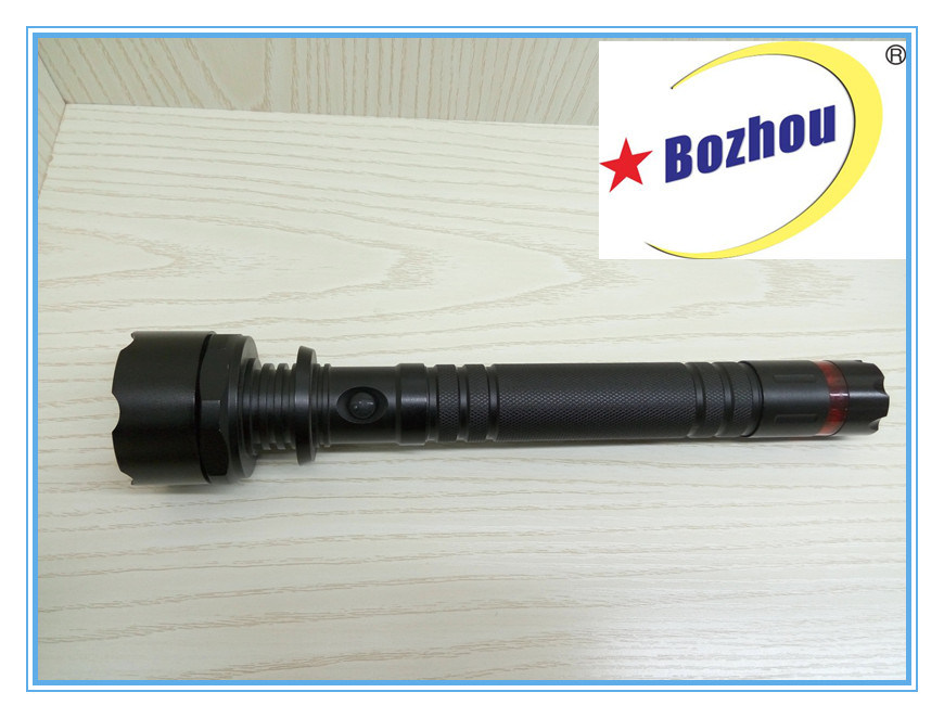 Long Range Brightest Flashlight 3-Mode Rechargeable Torch