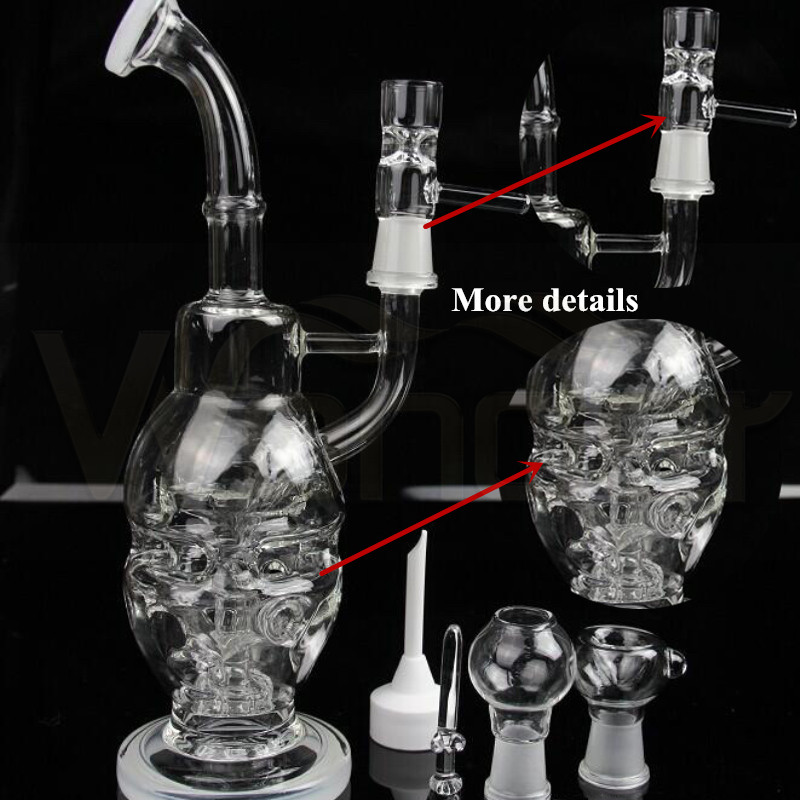Cheap Glass Pipes of Complex Style Pipes for Smoking