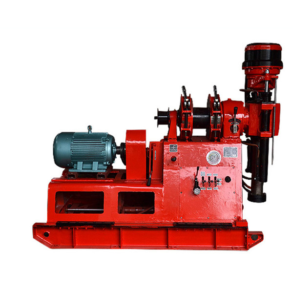 Portable Hydraulic Borehole Water Well Diamond Core Drill Rig