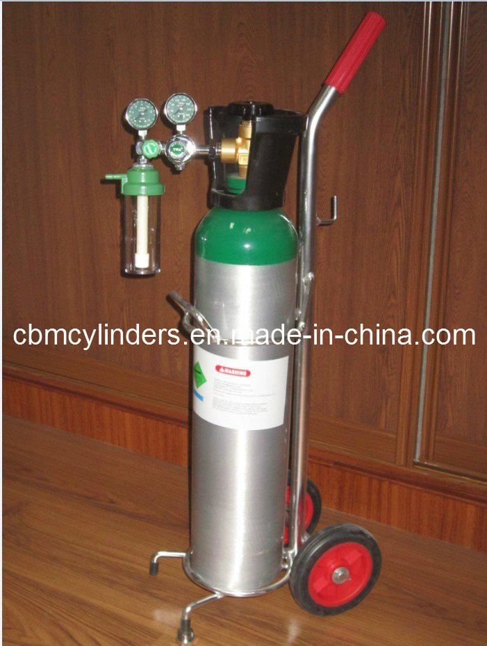 Cylinder Cart (Portable Cylinder Trolley)