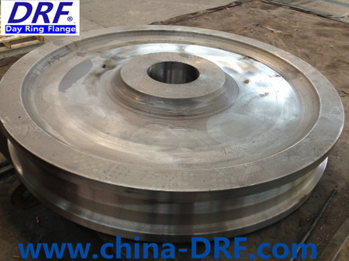 Alloy Steel Cl60 Forged Wheels