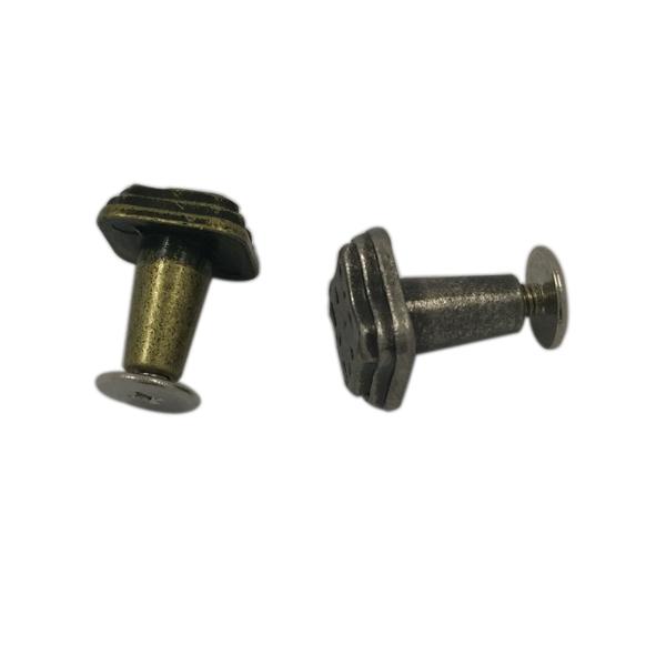 Dongguan Hardware Customized Antique Finshing Metal Rivet Screw