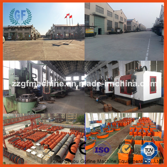 Good Quality Fertilizer Rotary Granulation Machine