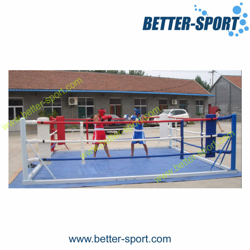 Approved Competition Boxing Ring & Boxing Cage