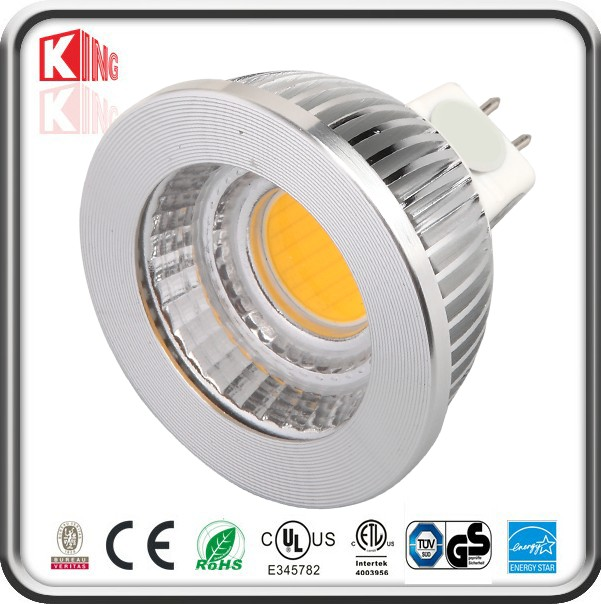 2700k Dimmable LED MR16 LED Spot Light