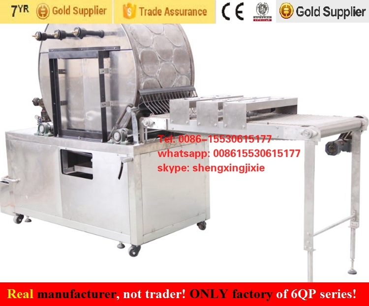 Auto Pancake Machine Factory