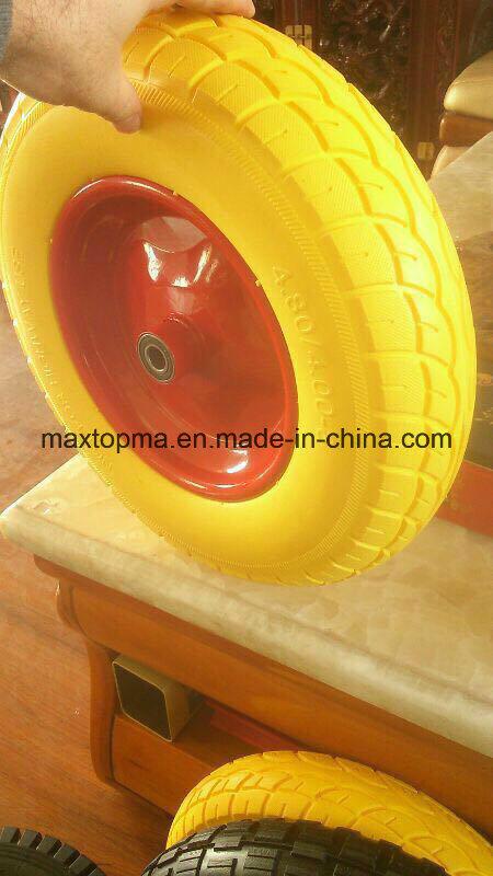 Sunstar Quality Color PU Foam Wheel