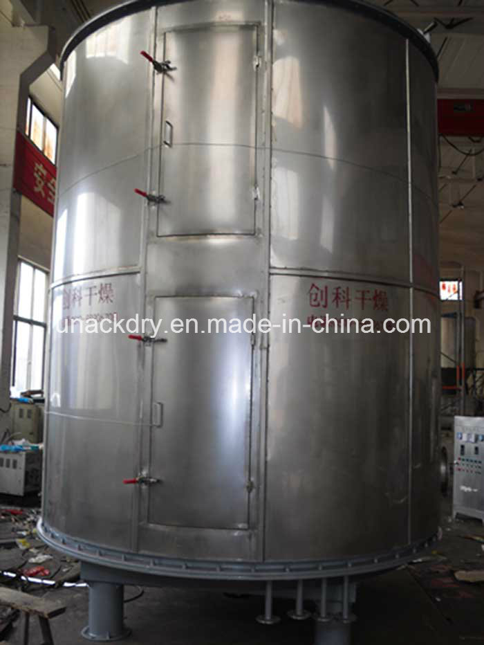 Rotary Plate Animal Feed Dryer