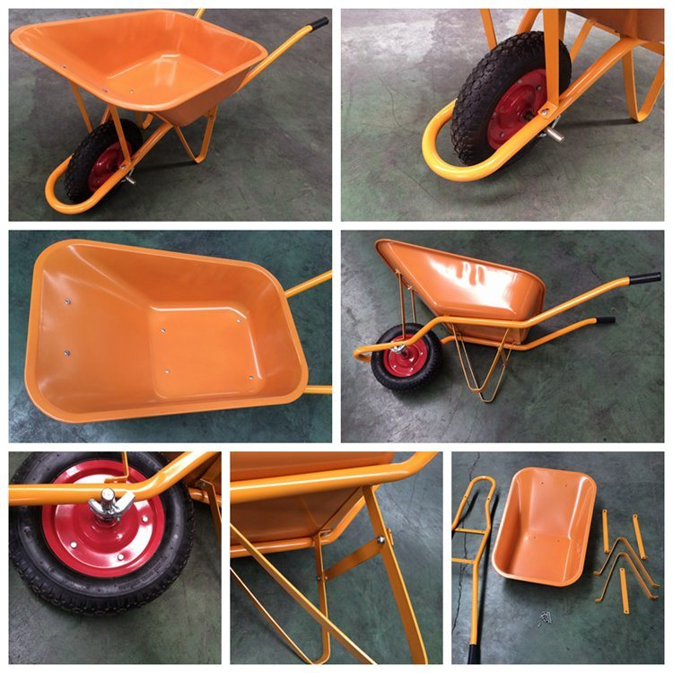 Building Construction Tools Hot Sell Garden Tool Wheelbarrow