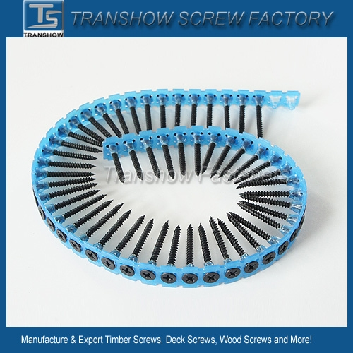 Best Quality Collated Drywall Screws for Hot Style