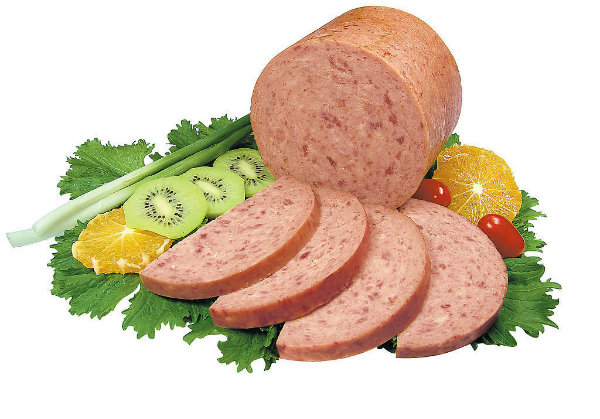 Pork Luncheon Meat, Chicken Luncheon Meat, Corned Beef with Easy Open