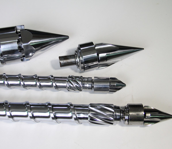 High Speed Plastic Pipe Extruder Screw Barrel