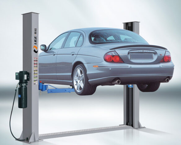 Two Post Car Lift Home Use Car Wash Equipment