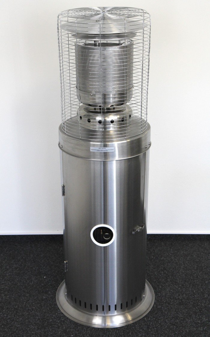 2016 Ce, Aga Certificate Stainless Steel Area Gas Patio Heater