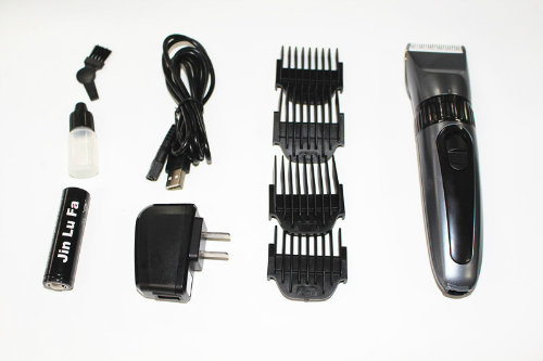 LED Display Hair Clipper, Rechargeable Battery for Trimmer Men