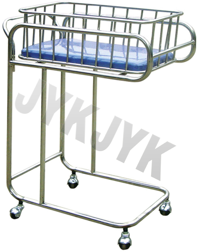 Deluxe Baby Bed Trolley for Hospital