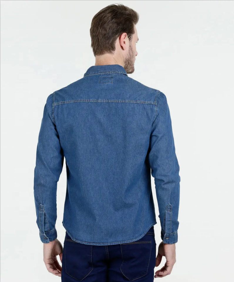custom Mens causal shirts