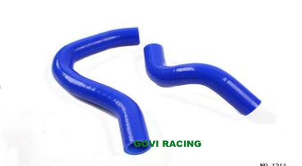 Blue Auto Silicone Radiator Hose for Integra Type R DC5 K20A