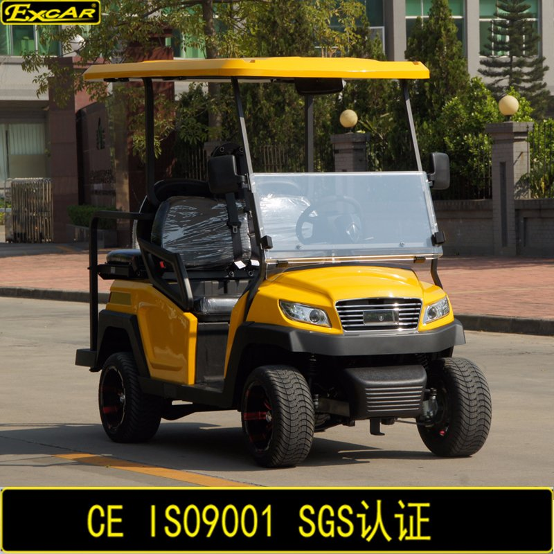 Club Car New Design 4 Seater Electric Golf Shopping Cart