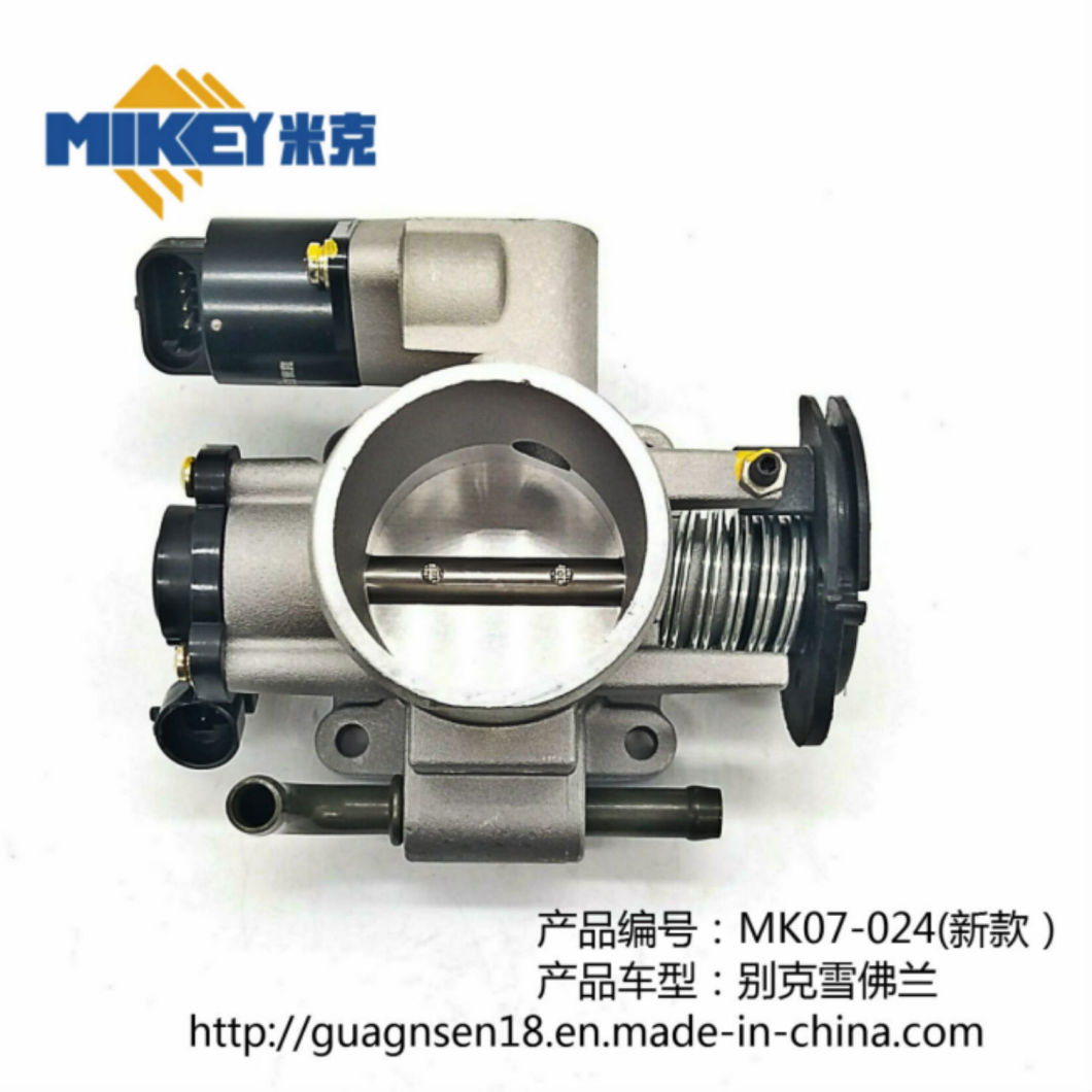 Throttle Assembly Car Valve Body. Automobile Sensor Car Parts Mk07-024 Buick Chevrolet Cayenne 1.6