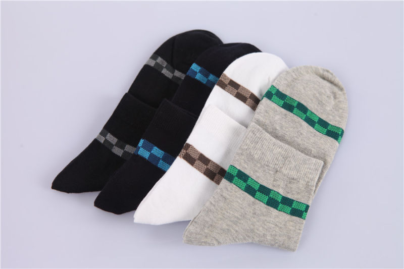 Classic and Fashion Businessman Cotton Socks Dress Casual Cotton Socks Made From Fine Cotton