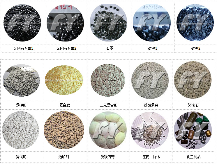 Fertilizer Pelletizer / Fertilizer Making Machine / Fertilizer Granulator (DP)