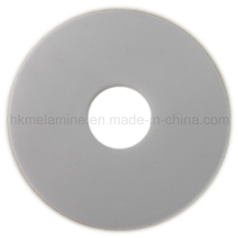 White Round Silicone Mat (RS38)