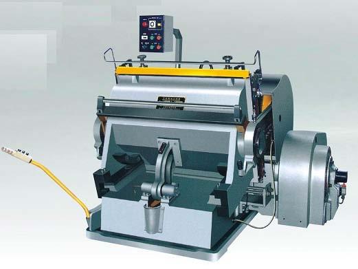 Creasing and Die-Cutting Machine