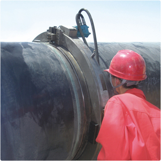 Thick Wall Heavy Duty Pipe Cutting and Beveling Machine