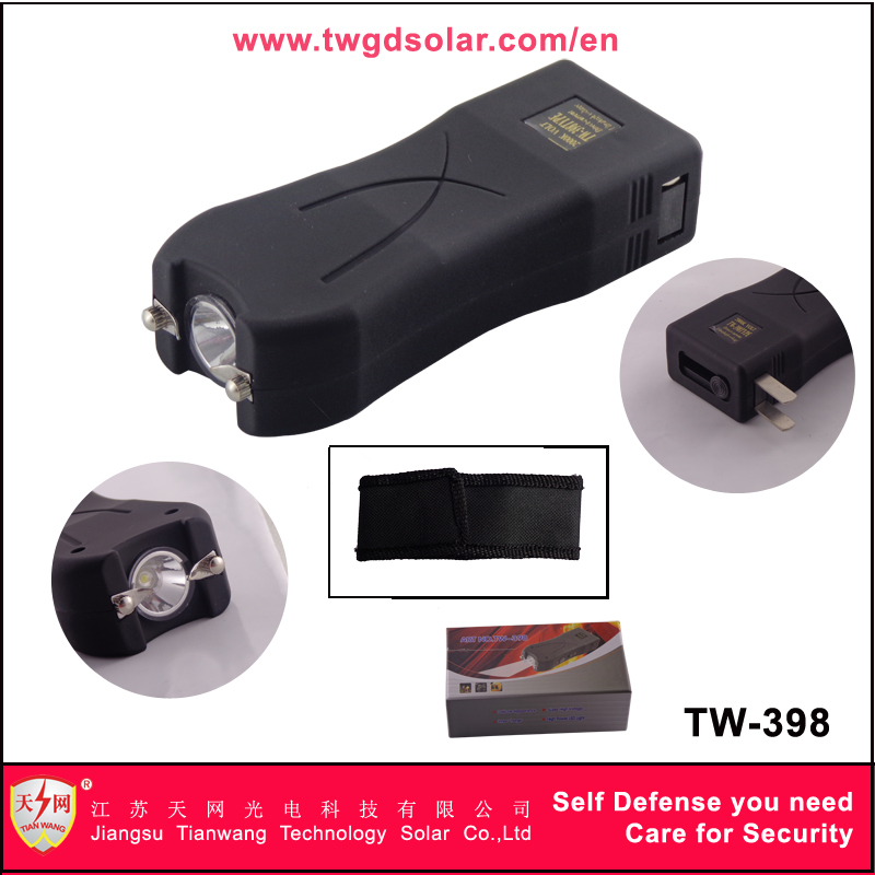 Rechargeable Stun Guns with Electric Shock