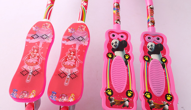 Fashion Design Kids 3 Wheel Scooter