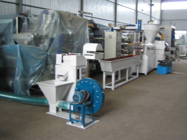 Plastic Recycling Machine (CE) Ft-C