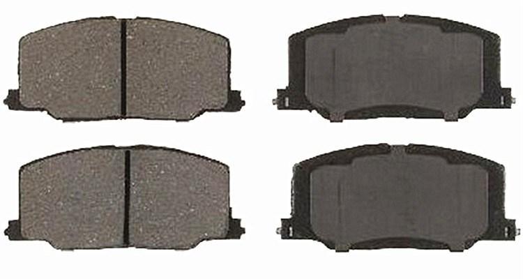 Car Accessories Auto Spare Parts Ceramic Brake Pads (04465-21010)