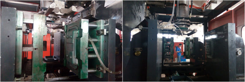 20L Automatic Extruder Plastic Blow Moulding Machine