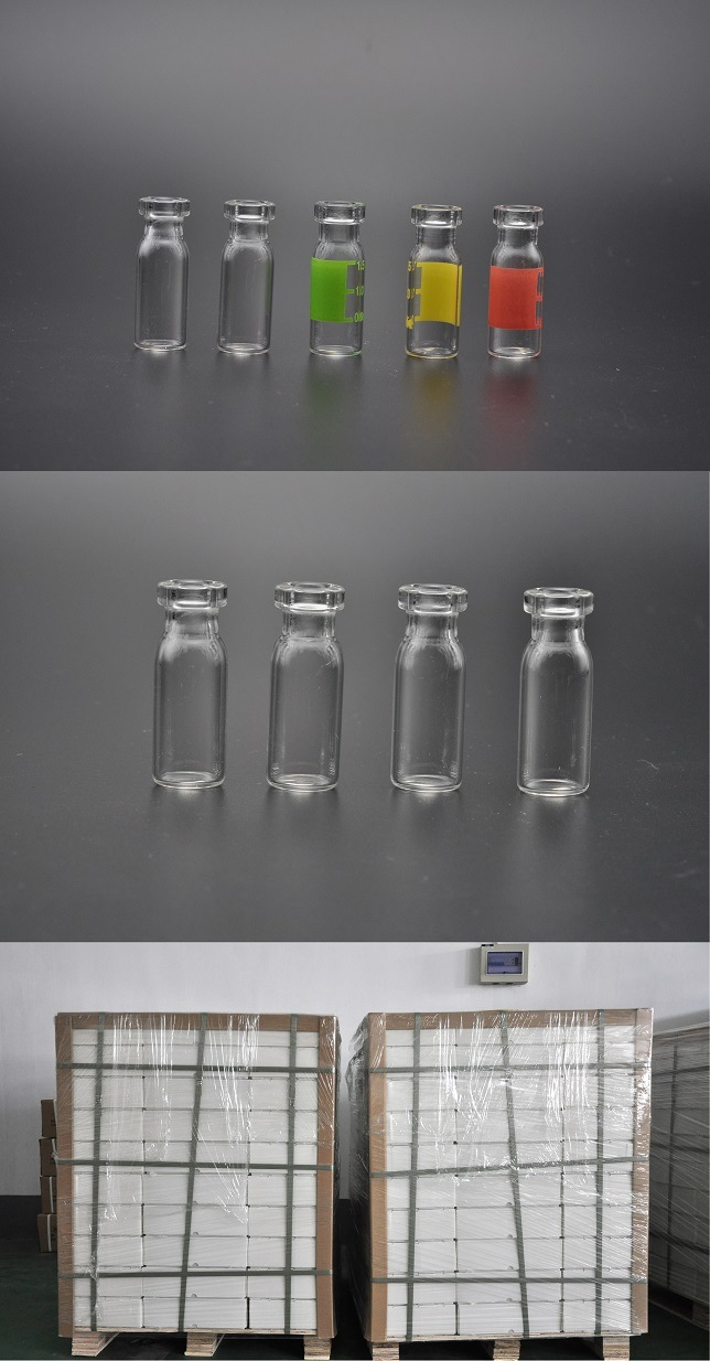 2ml Glass Amber Chromatography Vials