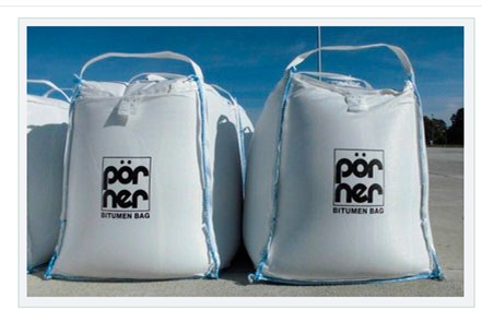 High Temperature Resistance Bitumen Jumbo Bag with Liner