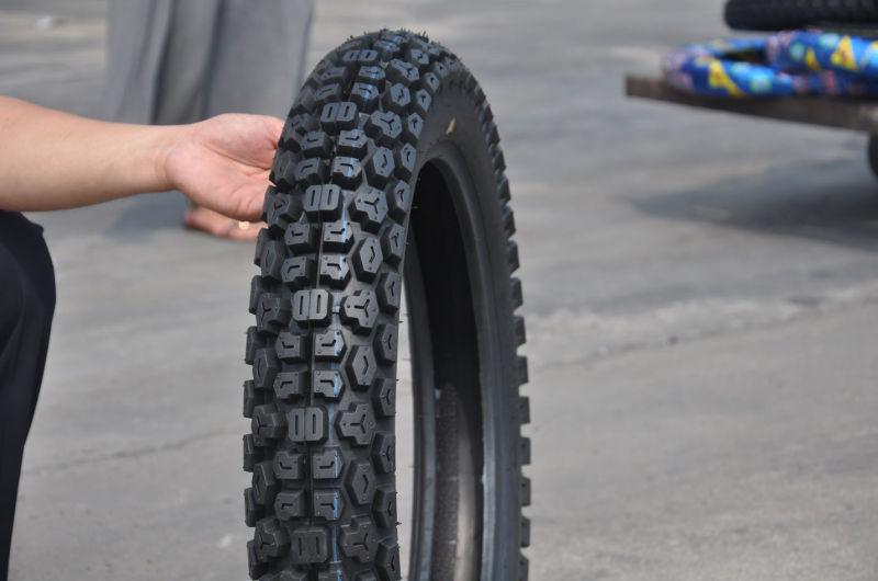60% Rubber High Quality off-Road Motorcycle Tyre 100/90-18 Only Sell USD11.18PC