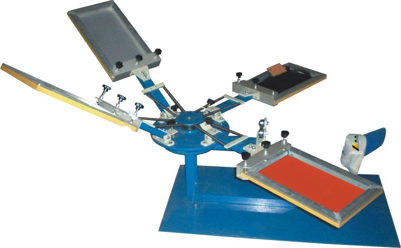 Sph450 Series Manual Hat&Textile Screen Printer for Sale