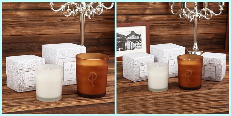 Fashion Design Soy Wax Candle as Gift in Beautiful Box