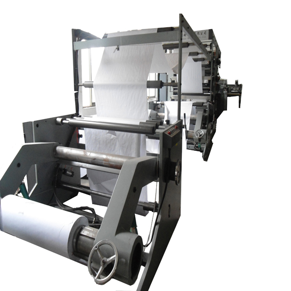 Two Reel Paper Fully Automatic Wire Staple Binding Exercise Book Production Line Ld1020p Machine