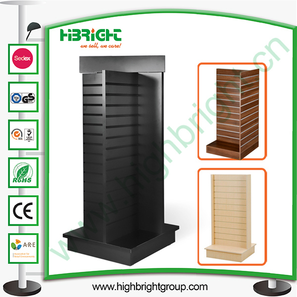 Nesting MDF Wooden Display Promotional Tables for Clothing Store