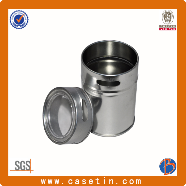 Tin Spice Containers/Indian Spice Container/Spice Packaging Containers