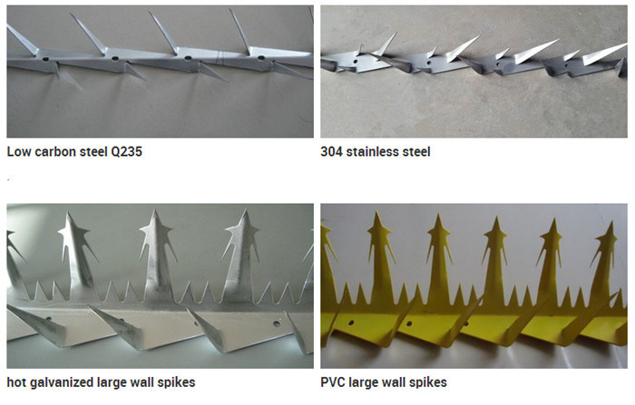 High Quality Wall Spike Anti Climb Wire Mesh