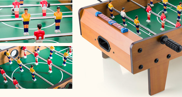 table soccer game set