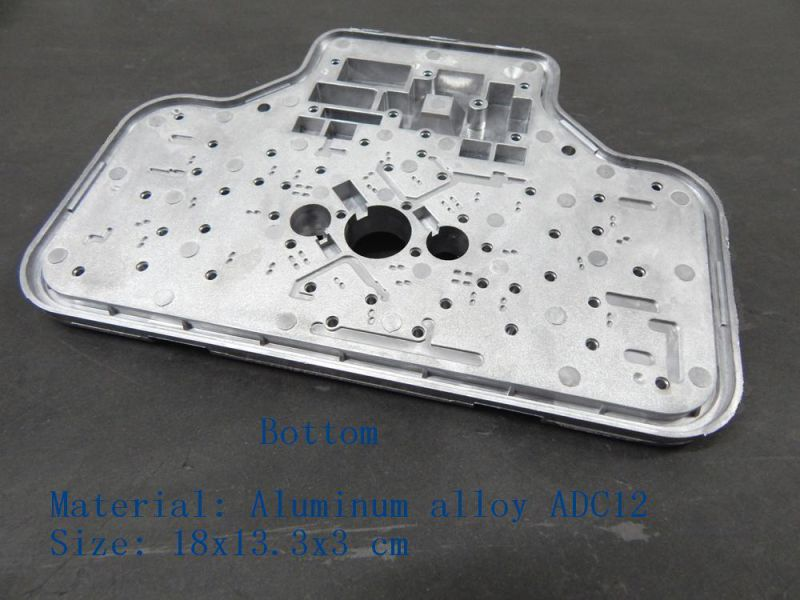 Top Quality with Renowned Standard Components CNC Aluminum Die Casting
