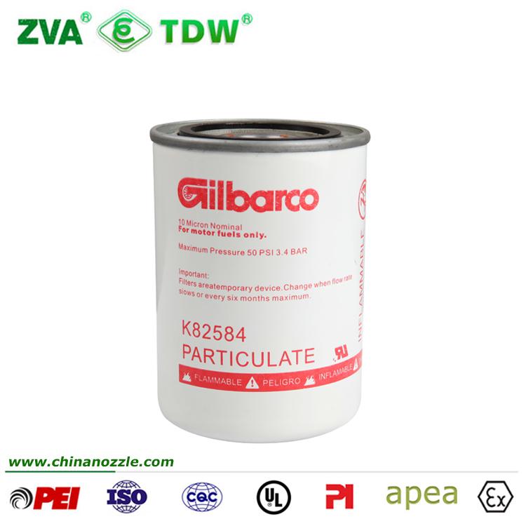 High Quality Cartridge Oil Fuel Filter for Fuel Dispenser 1