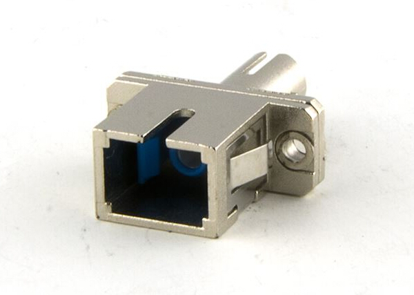 Sc-St Sm Sx Hybird Fiber Adapter / Fiber Optical Adapter