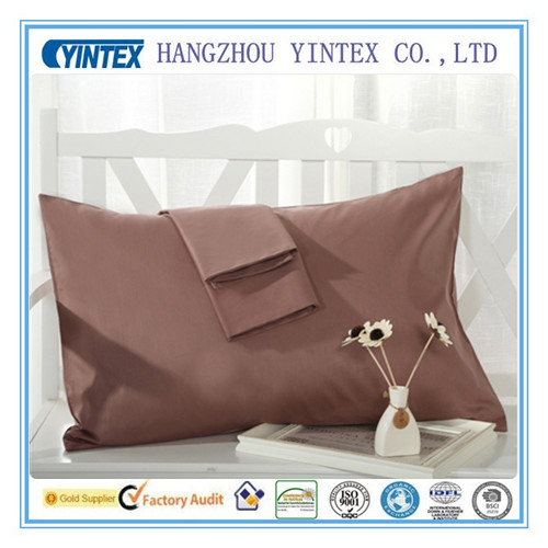 Plain Dyed Pillow Case for Hotel Hospital