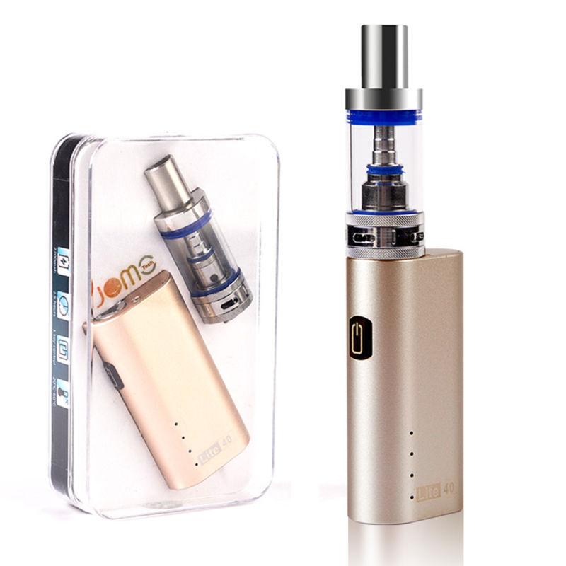 New Products 2016 Mini E Cigarette Latest Box Mod Jomo 40W Mod